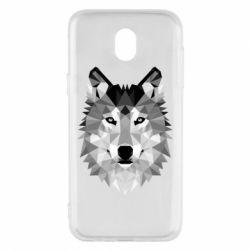 Чохол для Samsung J5 2017 Wolf Art