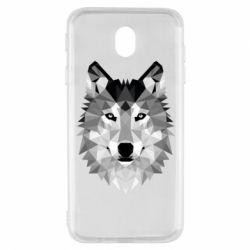 Чохол для Samsung J7 2017 Wolf Art