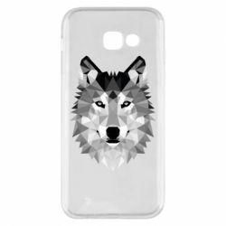 Чохол для Samsung A5 2017 Wolf Art