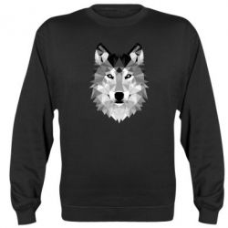 Реглан Wolf Art - FatLine