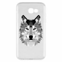 Чохол для Samsung A7 2017 Wolf Art