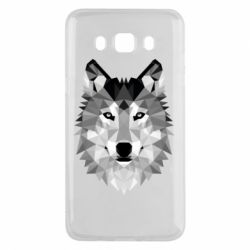 Чохол для Samsung J5 2016 Wolf Art