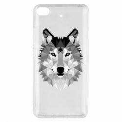 Чохол для Xiaomi Mi 5s Wolf Art