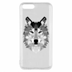 Чохол для Xiaomi Mi6 Wolf Art