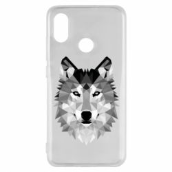 Чохол для Xiaomi Mi8 Wolf Art