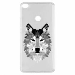 Чохол для Xiaomi Mi Max 2 Wolf Art