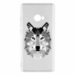 Чохол для Xiaomi Mi Note 2 Wolf Art