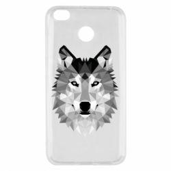 Чохол для Xiaomi Redmi 4x Wolf Art