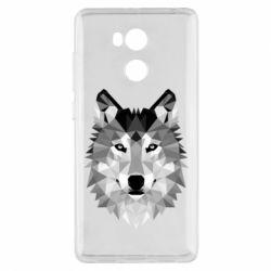 Чохол для Xiaomi Redmi 4 Pro/Prime Wolf Art