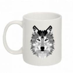 Кружка 320ml Wolf Art - FatLine