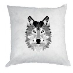 Подушка Wolf Art - FatLine