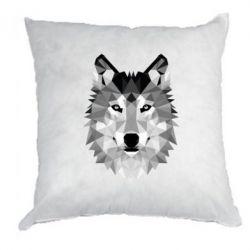 Подушка Wolf Art - FatLine