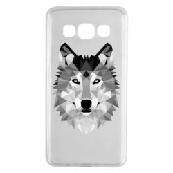 Чохол для Samsung A3 2015 Wolf Art