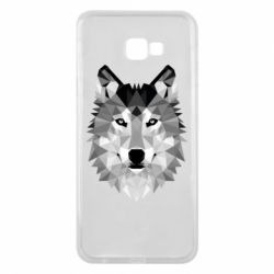 Чохол для Samsung J4 Plus 2018 Wolf Art