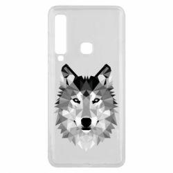 Чохол для Samsung A9 2018 Wolf Art