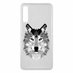 Чохол для Samsung A7 2018 Wolf Art