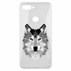 Чохол для Xiaomi Mi8 Lite Wolf Art
