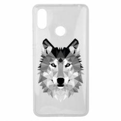Чохол для Xiaomi Mi Max 3 Wolf Art