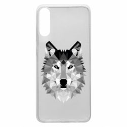 Чохол для Samsung A70 Wolf Art