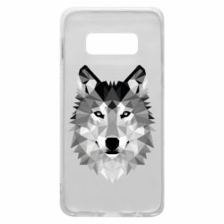 Чохол для Samsung S10e Wolf Art