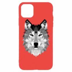 Чохол для iPhone 11 Pro Max Wolf Art