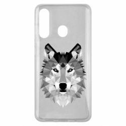 Чохол для Samsung M40 Wolf Art