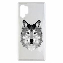 Чохол для Samsung Note 10 Plus Wolf Art