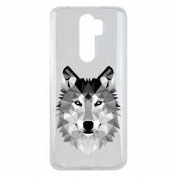 Чохол для Xiaomi Redmi Note 8 Pro Wolf Art