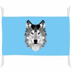 Прапор Wolf Art