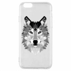 Чохол для iPhone 6/6S Wolf Art