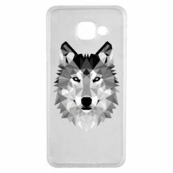 Чохол для Samsung A3 2016 Wolf Art