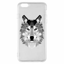 Чохол для iPhone 6 Plus/6S Plus Wolf Art