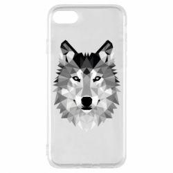 Чохол для iPhone 7 Wolf Art