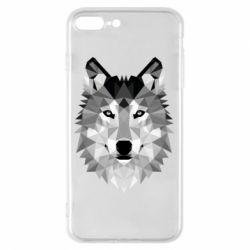 Чохол для iPhone 7 Plus Wolf Art