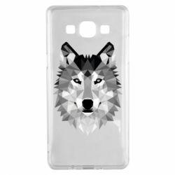 Чохол для Samsung A5 2015 Wolf Art