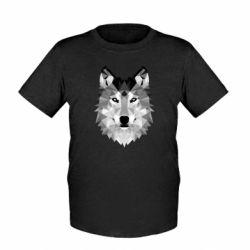 Детская футболка Wolf Art - FatLine