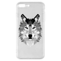Чохол для iPhone 8 Plus Wolf Art