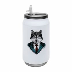 Термобанка 350ml Wolf in costume
