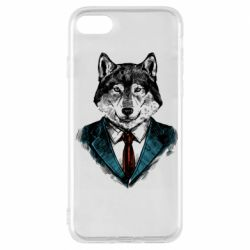 Чехол для iPhone 7 Wolf in costume