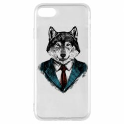 Чехол для iPhone 8 Wolf in costume