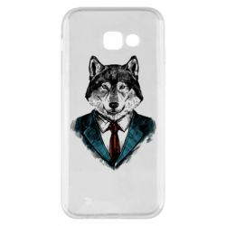 Чехол для Samsung A5 2017 Wolf in costume