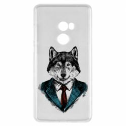 Чехол для Xiaomi Mi Mix 2 Wolf in costume