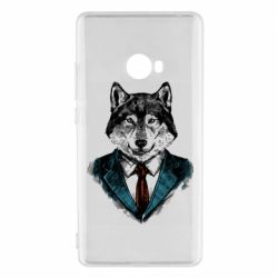 Чехол для Xiaomi Mi Note 2 Wolf in costume