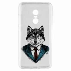 Чехол для Xiaomi Redmi Note 4 Wolf in costume