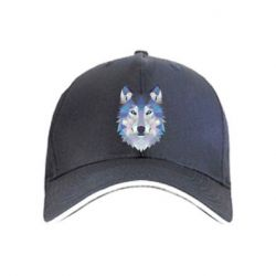 Кепка Wolf is a vector