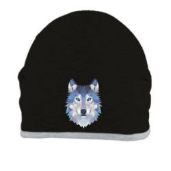 Шапка Wolf is a vector