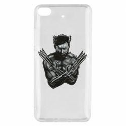 Чехол для Xiaomi Mi 5s Logan Wolverine vector
