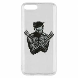 Чехол для Xiaomi Mi6 Logan Wolverine vector
