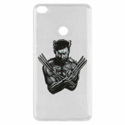 Чехол для Xiaomi Mi Max 2 Logan Wolverine vector