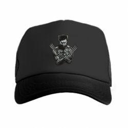 Кепка-тракер Logan Wolverine vector